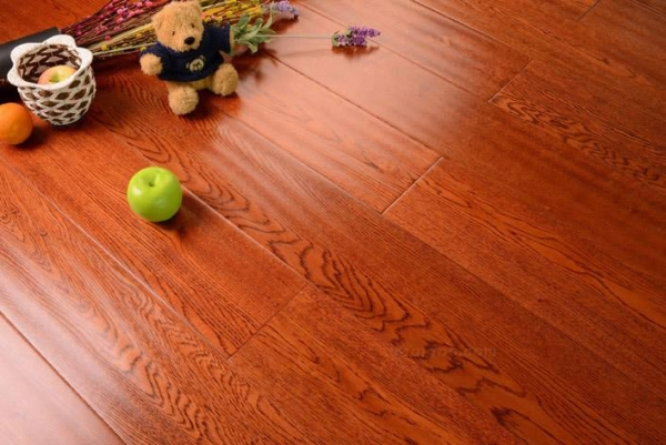 实木地板的色差