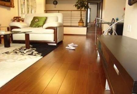 木地板的优势